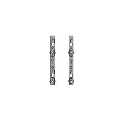 Samsung I-ER/I-FR 1x1 Pivot Frame Kit Montagekit - Zwart