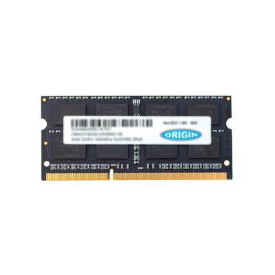 Origin Storage OM4G31600SO1RX8NE135 RAM-geheugen - Groen