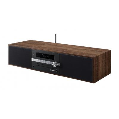 Pioneer home stereo set: X-CM66D - Zwart