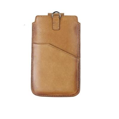 Bugatti cases Francoforte Mobile phone case - Bruin