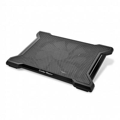 Cooler Master NOTEPAL X-SLIM II Notebook koelingskussen - Zwart
