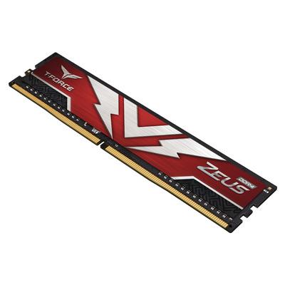 Team Group 1x 8 GB, DDR4-3200 (PC4 25600), CL20, 288 pin Non-ECC Unbuffered RAM-geheugen