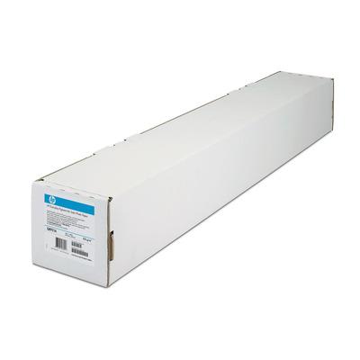 HP 610 mm x 30.5 m, 190 g/m², Matglanzend, Houtvezel, polyethyleen Fotopapier - Bruin,Wit