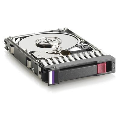 Hewlett Packard Enterprise interne harde schijf: 450GB, 6G, SAS, 10K rpm, SFF, 2.5-inch