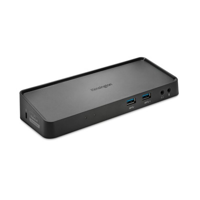 Kensington SD3650 5Gbps USB 3.0 Dual 2K - DisplayPort & HDMI - Windows Docking station - Zwart