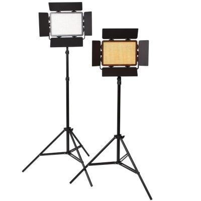 Dörr photo studio equipment set: DLP-600