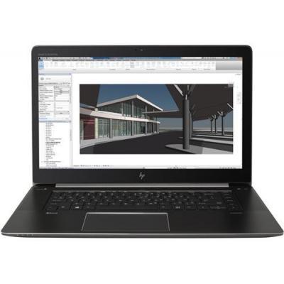 Hp laptop: ZBook Studio G4 - Zwart