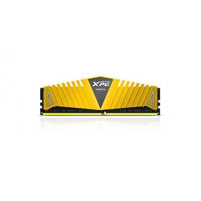 Adata RAM-geheugen: 4GB DDR4-3200MHz XPG Z1 - Geel