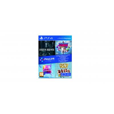 Sony game: Playlink Software Box  PS4