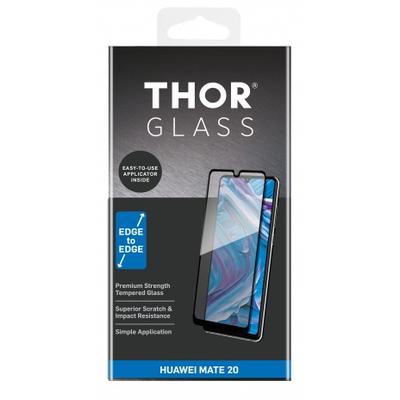 Thor 34334 Screen protector - Zwart, Transparant