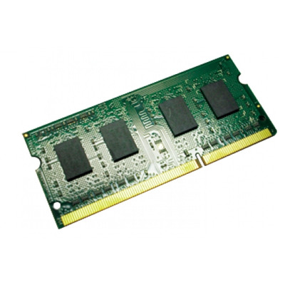 Qnap RAM-geheugen: 4GB, DDR3L, 1600MHz, 204-Pin, SO-DIMM, - Groen