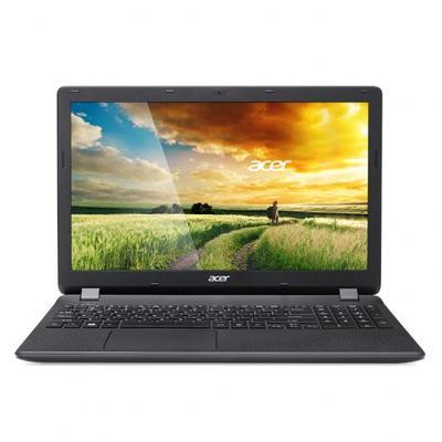 Acer laptop: Aspire ES1-571-37A5 - Zwart