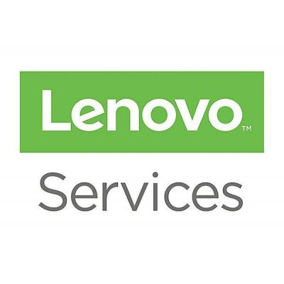 Lenovo garantie: On-Site + Premier Support - extended service agreement - 3 years