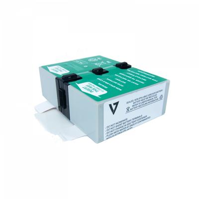 V7 RBC123 UPS UPS batterij - Metallic