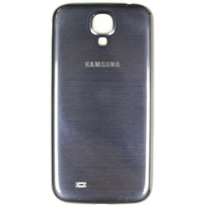 Samsung mobile phone spare part: Battery Cover, Zwart