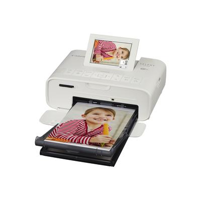 Canon fotoprinter: SELPHY CP1300 - Cyaan, Magenta, Geel