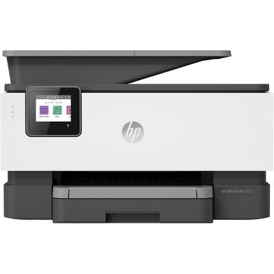 HP OfficeJet Pro 9013 Multifunctional - Zwart,Cyaan,Magenta,Geel