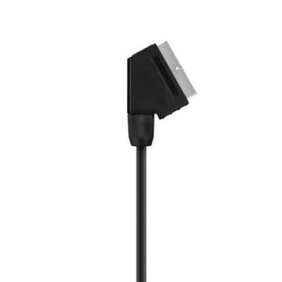 Belkin : SCART Cable 2m - Zwart