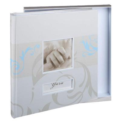 Henzo album: Baby Photo Album (no text) - Wit