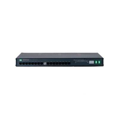Digi switch: C/CON 16-port RS-232 RJ-45 1U rack