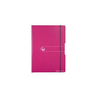 Herlitz clipboard folder, A4, berry Klembord - Roze
