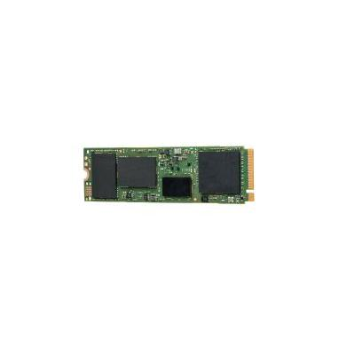 Intel SSD: SSD 600p Series 256GB - Zwart, Groen