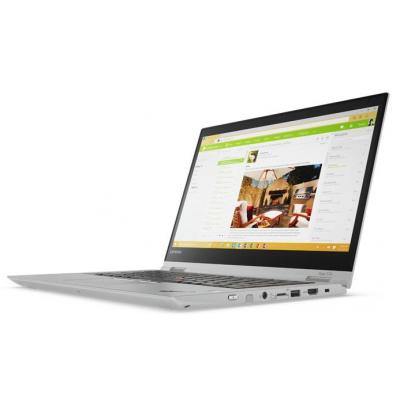 Lenovo laptop: ThinkPad Yoga 370 - Zilver