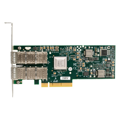 Hewlett packard enterprise slot expander: InfiniBand 4X QDR ConnectX-2 PCIe G2 Dual Port HCA
