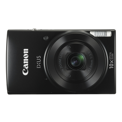 Canon Digital IXUS 190 Digitale camera - Zwart