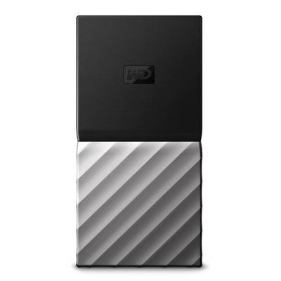 Western Digital My Passport SSD - Zwart, Zilver