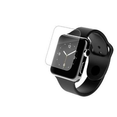 Zagg screen protector: HD, f / 38mm Apple Watch - Transparant