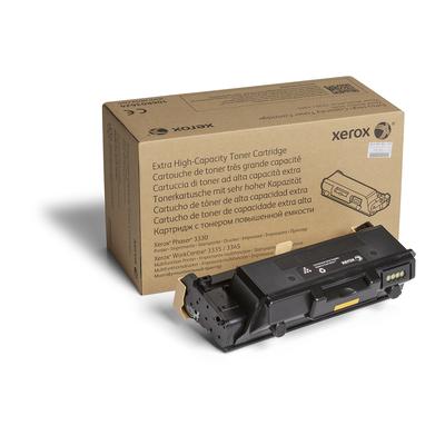 Xerox Phaser 3330 WorkCentre 3335/3345 SVARTkassett med ekstra høy kapasitet (15000 sider) Toner - Zwart