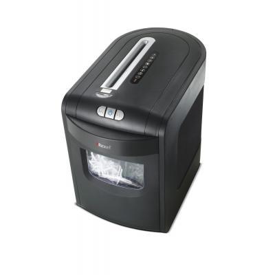 Rexel papierversnipperaar: Mercury RES1223 Papiervernietiger Stroken - Zwart