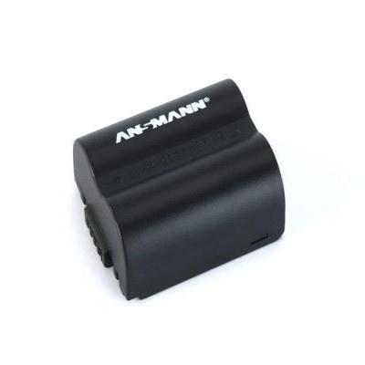 Ansmann Li-Ion battery packs A-PAN CGA S006 - Zwart