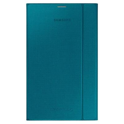 "Samsung tablet case: Book cover case for Galaxy Tab S 8.4"" - Blue - Blauw"