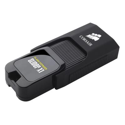 Corsair Voyager Slider X1 256GB USB flash drive - Zwart