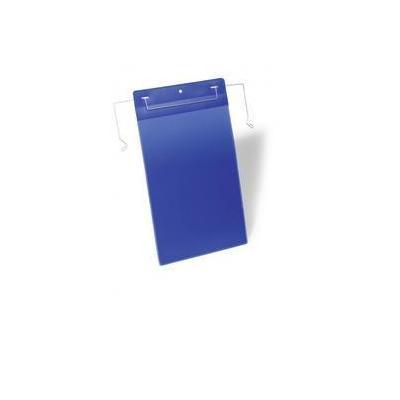 Durable A4, 210 x 297 mm, 50pcs Etikethouder - Blauw