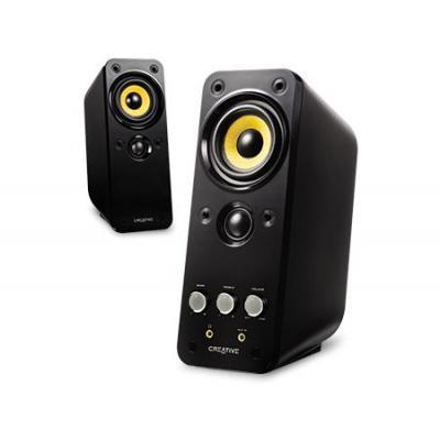 Creative labs luidspreker set: GigaWorks T20 Series II - Zwart