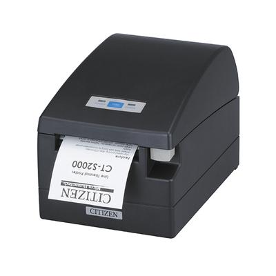 Citizen pos bonprinter: CT-S2000 - Zwart