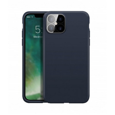 Xqisit Silicone case Anti Bac Mobile phone case
