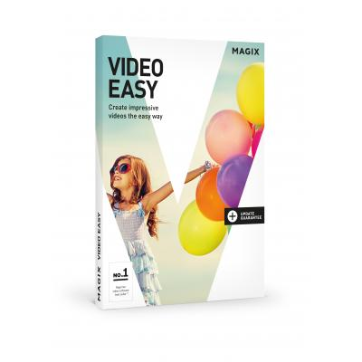 Magix grafische software: Magix, Video Easy 6 HD  PC