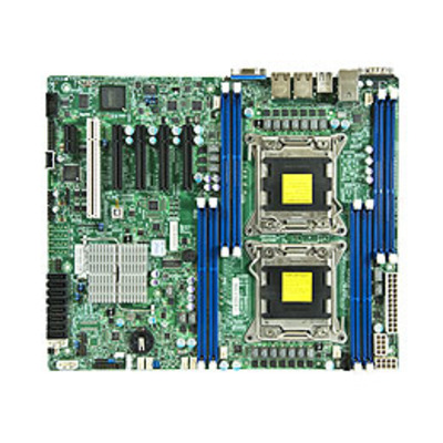 Supermicro MBD-X9DRL-IF-O server/werkstation moederbord