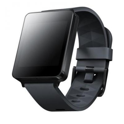 LG smartwatch: G Watch Black