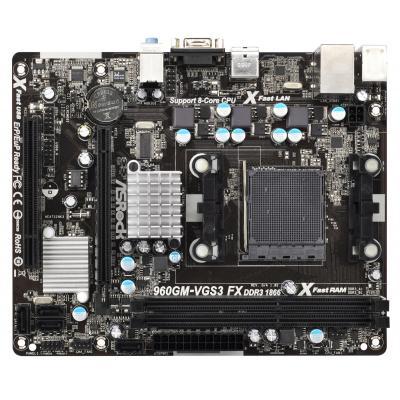 Asrock 90-MXGMY0-A0UAYZ moederbord