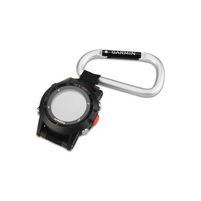 Garmin camera riem: Carabiner Strap (Outdoor Wearables) - Aluminium