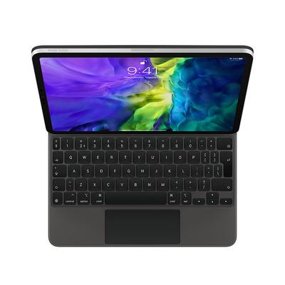 Apple Magic Keyboard voor 11-inch iPad Pro (2e generatie) - Nederlands - QWERTY Mobile device keyboard - Zwart