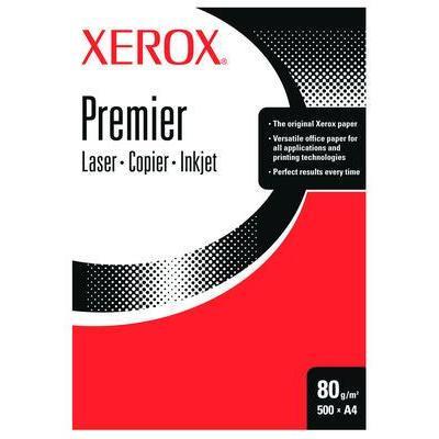 Xerox Premier A3 80g/m² White 500 Sheets Papier - Wit