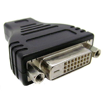 HP 691227-001 Kabel adapter - Zwart