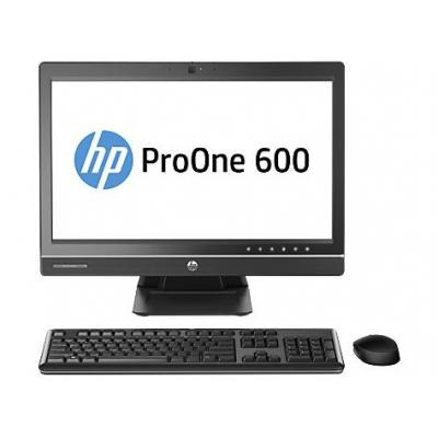 Hp all-in-one pc: ProOne 600 G1 - Zilver