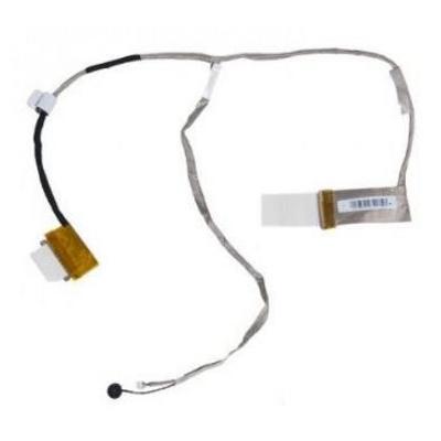 Asus notebook reserve-onderdeel: LVDS CMOS Cable, K53E - Zwart, Grijs